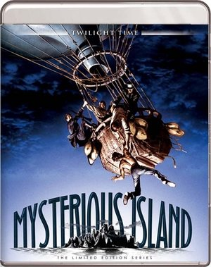 Mysterious Island - Twilight Time [1961] [Blu