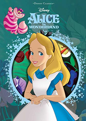 Disney Alice in Wonderland (Disney Die-Cut Classics)