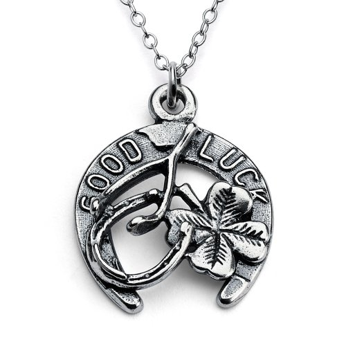 925-sterling-silver-good-luck-horseshoe-charm-pendant-necklace-20-inches