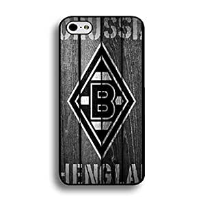 Luxurious VfL Borussia Monchengladbach Phone Case Plastic PC Cover for Iphone 6/6s 4.7 (Inch) with FC Team Logo