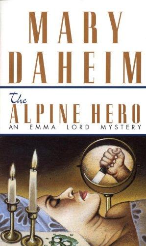 book cover of The Alpine Hero