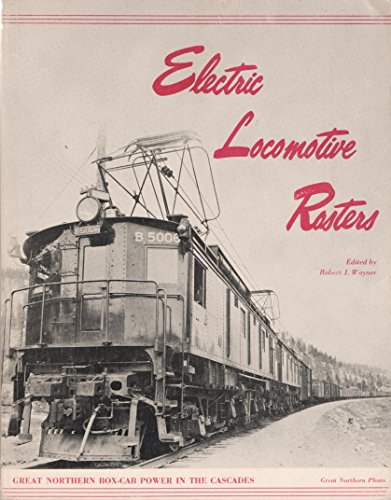 Electric Locomotive Rosters
