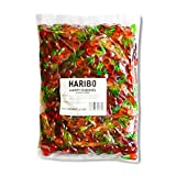 Kyпить Haribo Gummi Candy, Happy Cherries, 5- Pound Bag на Amazon.com