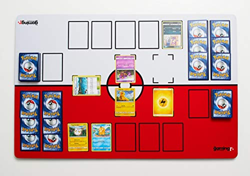 Best pokemon tcg playmat two player to buy in 2020