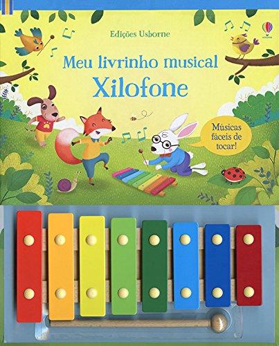 Xilofone. Meu Livrinho Musical