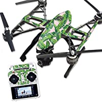 Skin For Yuneec Q500 & Q500+ Drone – Jungle Glam | MightySkins Protective, Durable, and Unique Vinyl Decal wrap cover | Easy To Apply, Remove, and Change Styles | Made in the USA