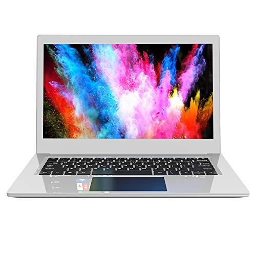 XIDU-125-inch-Windows-Laptop-2K-WQHD-Display-2560-x-1440-Intel-Celeron-N3450-Quad-Core-Processor-up-to-24-GHz-6GB-RAM-64GB-eMMC-Backlit-Keyboard-Windows-10-Silver