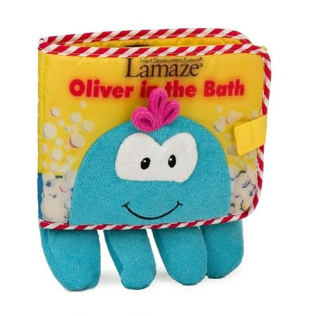 Oliver in the Bath (Lamaze Infant Development System : 9 Months and Up)