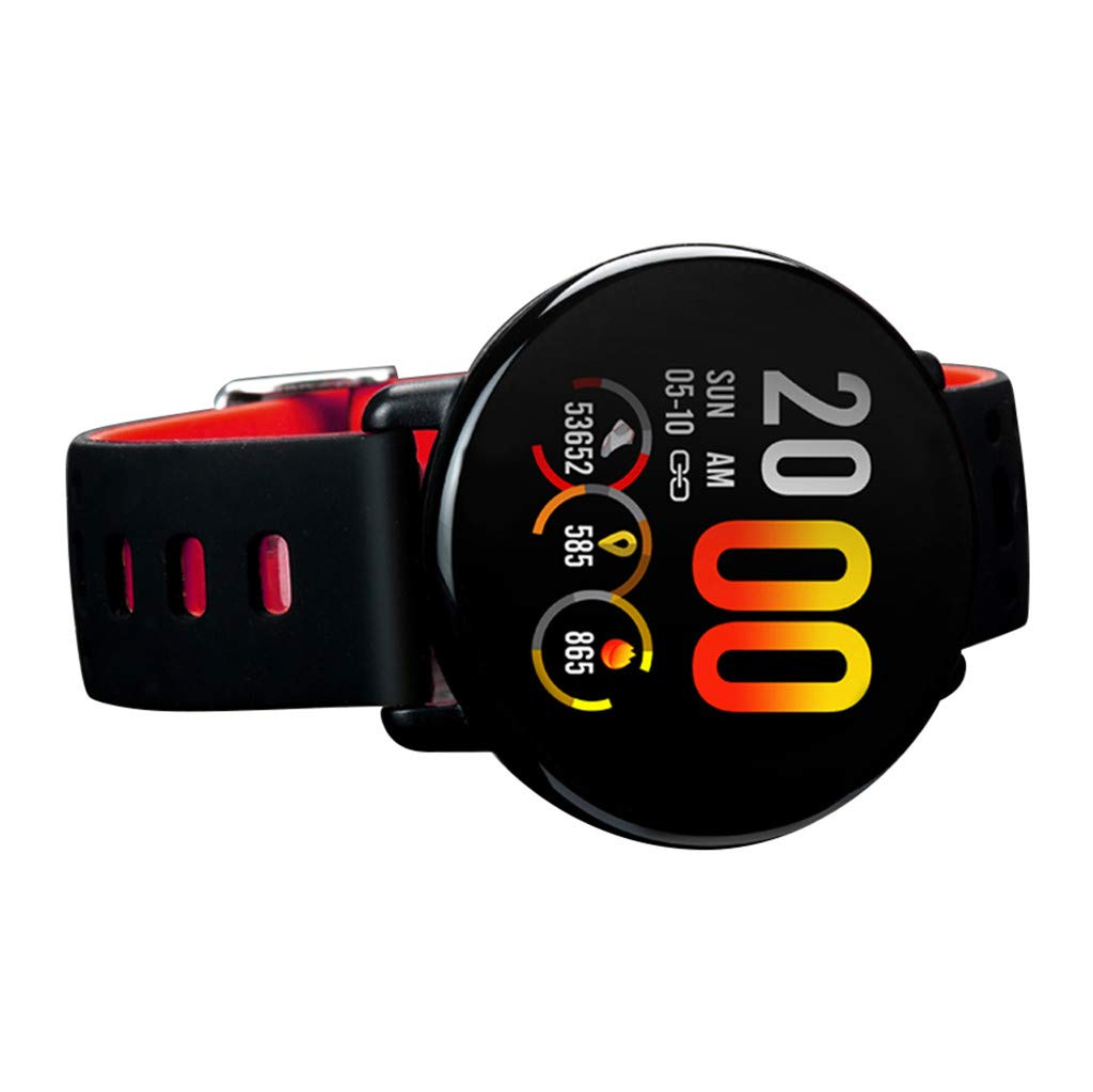 Smart Watch Life Waterproof Activity Fitness Tracker HR Blood Oxygen smartwatch