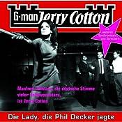 Die Lady, die Phil Decker jagte (Jerry Cotton 8) | Jerry Cotton