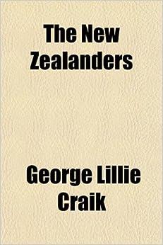 Book The New Zealanders
