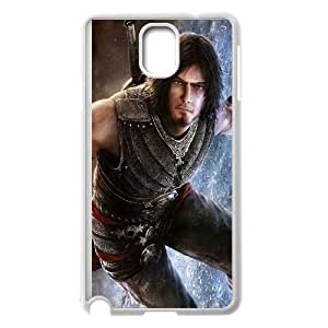 Samsung Galaxy Note 3 Cell Phone Case White_Prince of Persia The Forgotten Sands Echtm