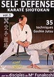 Shotokan Karate KEIO Vol.3 Self Defense - Goshin Jutsu