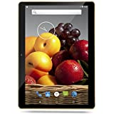 Bestenme 10 inch Tablet PC Octa Core 1280X800 IPS Bluetooth RAM 4GB ROM 64GB 8.0MP 3G Dual sim Phone Android 5.1 Lollipop (Black)