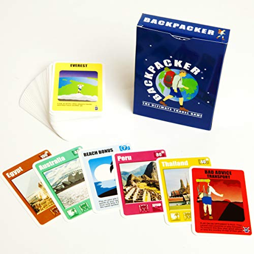 Backpacker the Ultimate Travel Game