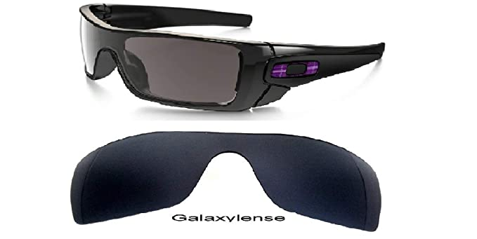 31dcad7847f Amazon.com  Galaxy Replacement Lenses For Oakley Batwolf Sunglasses ...