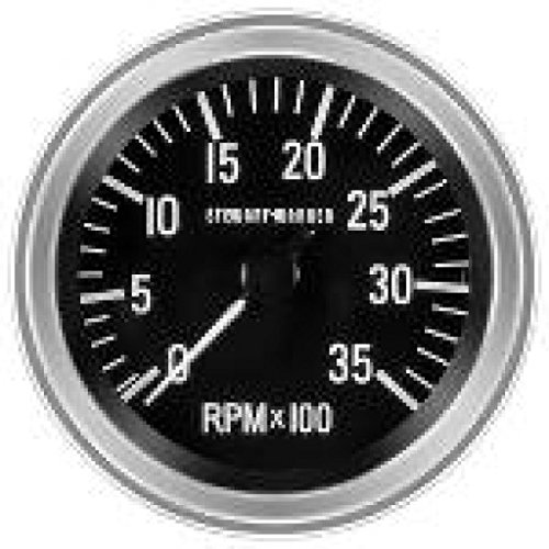 (Stewart Warner Manual Tachometer)