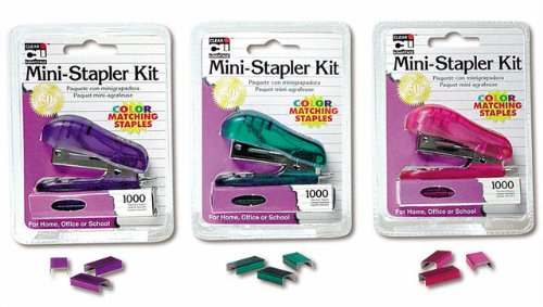 Expert choice for mini staples refill pink
