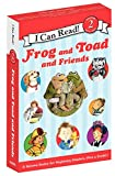 img - for Frog and Toad and Friends Box Set (I Can Read Level 2) book / textbook / text book