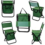 Jubilant Lifetsyle Multipurpose Folding steel Chair With Zippered Bag/ Indoor, Outdoor Chair