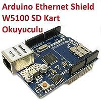 W5100 Ethernet Shield (Klon)