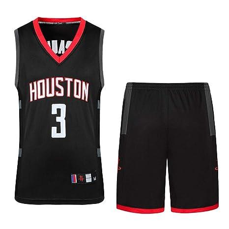 3 Ropa de Baloncesto Camisa de Entrenamiento Bordada Uniforme ...