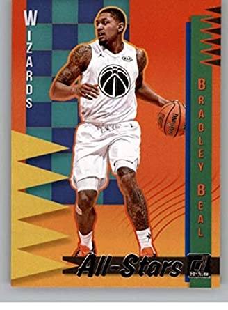 2018-19 Donruss All-Stars Basketball Card  8 Bradley Beal Washington Wizards  Official 02271a19b