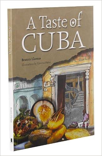 Book A taste of Cuba