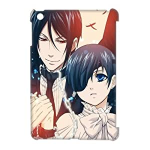Customized iPad Case Black Butler Japanese Anime Printed Durable Hard iPad Mini Case Cover