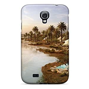 Snap-on Wonderful Fantasy Resort Case Cover Skin Compatible With Galaxy S4