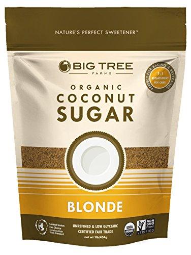 organic coconut palm sugar - 3