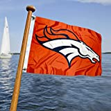 WinCraft Denver Broncos Boat and Golf Cart Flag Review