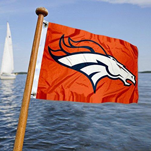 WinCraft Denver Broncos Boat and Golf Cart Flag Review