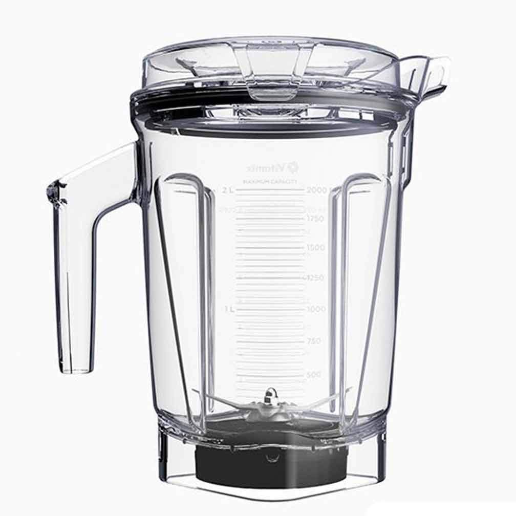 Vitamix 63126 64 oz. Low-Profile SELF-DETECT Container Clear