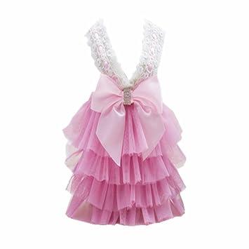MagiDeal Koreanischen Stil Hund Katze Hundekleid Brautkleid Kleid ...