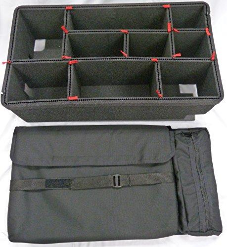 TrekPak Divider System to fit the Pelican 1510 case & 1510SC Computer Lid pouch. by CVPKG & Pelican (Image #7)