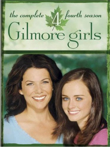 DVD : Gilmore Girls: The Complete Fourth Season (Repackaged, 6 Disc)