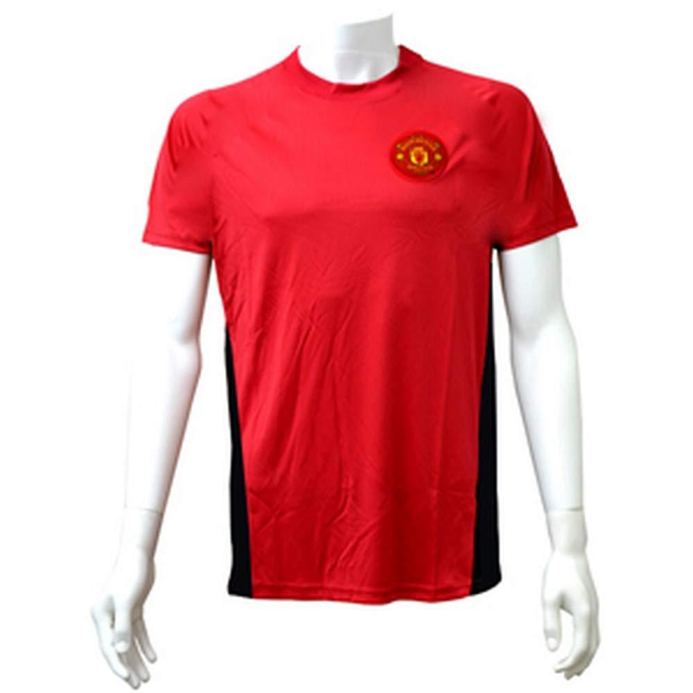 Manchester United Mens Crest T Shirt Manchester United FC UTSG15893_3