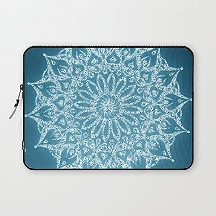 d8c7663a84d2 Buteri Eratio Zen Mandala Neoprene Protective Laptop Sleeve 10 Inch MacBook  Air Case MacBook Pro Sleeve and 10 Inch Laptop Bag Cover