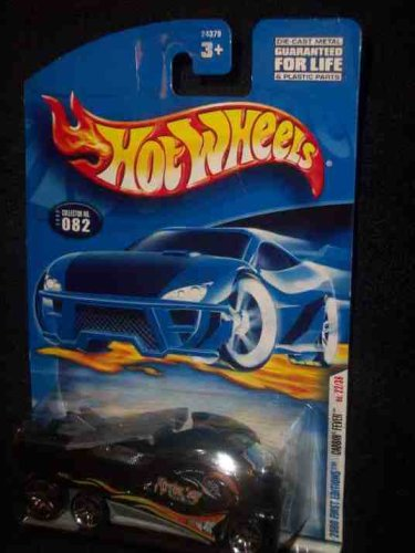 2000 First Editions -#22 Cabin Fever 01 Card With 2000 On Card #2000-82 Collectible Collector Car Mattel Hot Wheels 1:64 Scale