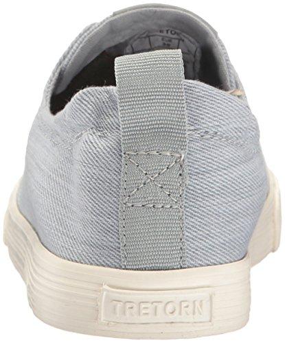 Tretorn Femmes Meg Sneaker Lt. Bleu / Tréton Blanc
