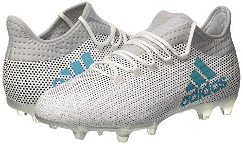 Hommes Adidas 2 Bleu Multicolores Chaussures nergie De 17 X Pour Foot ftwr Blanc Fg Clair Gris fx0fwHnAIE