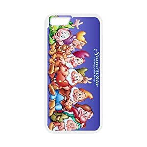 Snow White and Seven Dwarfs for iPhone 6 4.7 Inch Phone Case 8SS460139