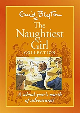 book cover of Naughtiest Girl Collection