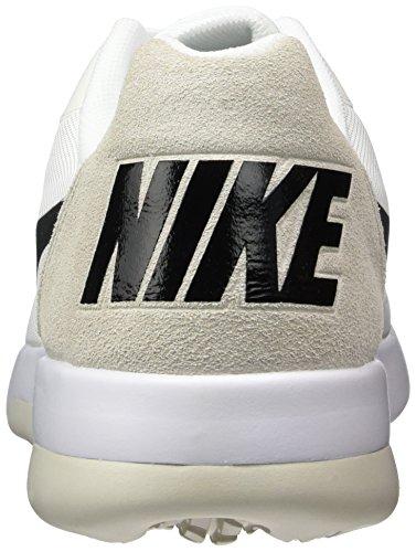 Nike 844857, Zapatillas para Hombre Varios colores (White / Black / Light Bone)