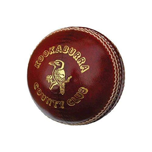 Red KOOKABURRA Gold King Cricket Ball