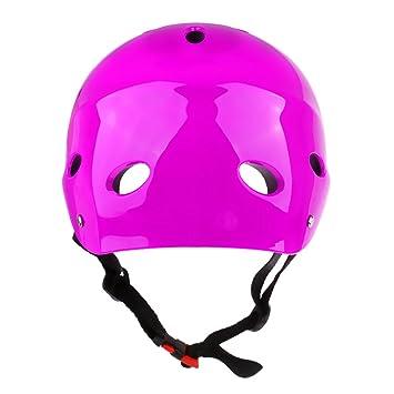 Sicherheit Verstellbarer Helm für Wasser Kite Wake Board Kayaking Rafting