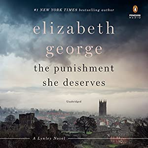 The Punishment She Deserves Hörbuch