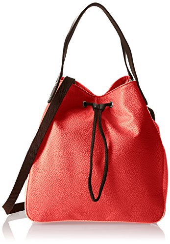 a 067 Signal Rouge mano donna Bg Borsa Paquetage Rosso Exn8Fw0qYv
