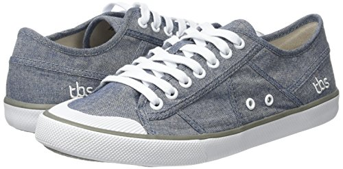 Femmes Violay Gris chambray V7 Tbs Derby tqHFw
